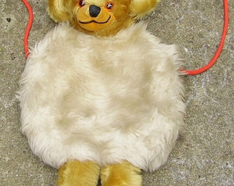 Merrythought Cheeky Teddy Bear Child's hand muff