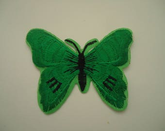 patch Thermo - application - Butterfly - Green
