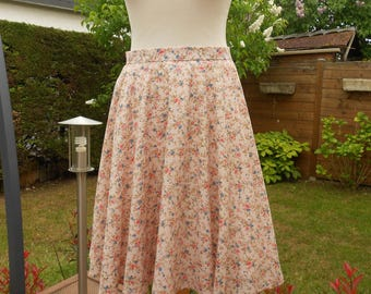 Skirt woman - Size 38/40 - fully lined