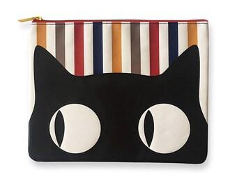 Keep Calm & Meow On Amenity Bag