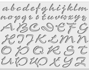 Stencil alphabet 2_0209