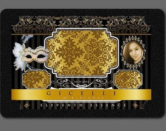 Personalized Photo Booth Design