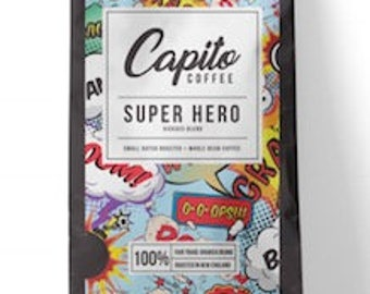 SUPER HERO BLEND | Capito Coffee Co.