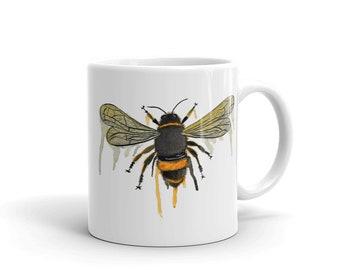 Bumble Bee Drip Mug