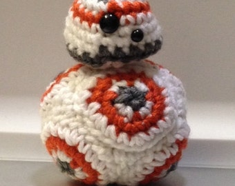 Crochet BB-8