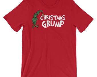 Christmas Grump Shirt Funny Holiday Grump Tee