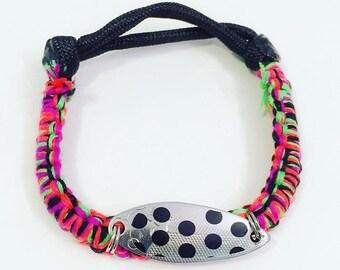 Fishing Lure Bracelet