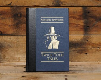 Hollow Book Safe - Twice-Told Tales - Hollow Secret Book