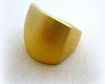 Band ring Gold filled Ring gifts for women, gift for her