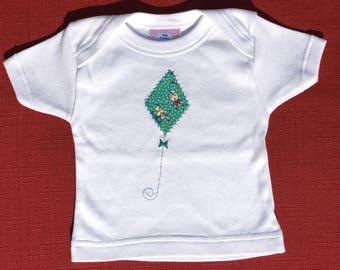 0-3 mo T-shirt Short-sleeved