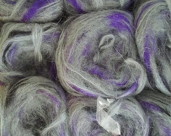 Lot of Hand Dyed Vintage Wildflower yarn