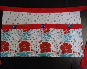 Recycled Fabric Utility Apron