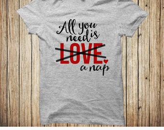 Items Similar To Ladies Valentine Shirt Womens Happy Valentines