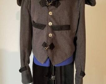 Steam Punk Tail coat