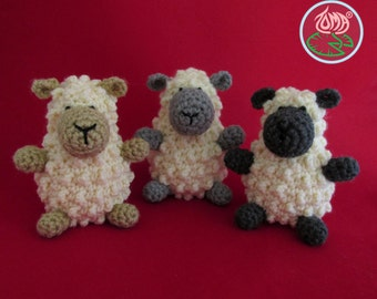 Amigurumi Sheep (Digital Download)