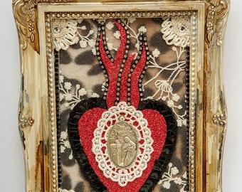 sacred heart/sacred corazon/Sacred Heart/ex voto