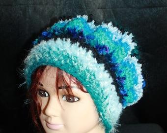 Hat costume, hot (crochet)