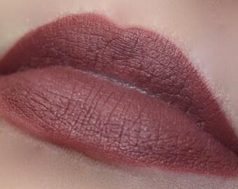 I Am Mine Liquid Matte Lipstick - VEGAN & DYE FREE.