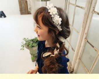 Girls Party Headband