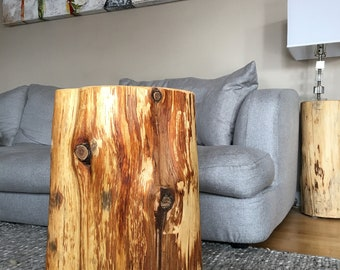 Stump Coffee Table,Stump Stool,Log Furniture, Stump Table,Stump Table,