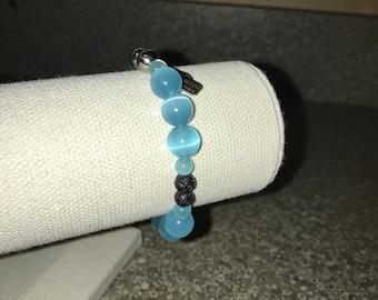 Aromatherapy Lava Bracelet