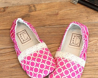 172 Priscilla Women's Shoes PDF Sewing Pattern