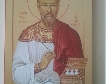 Righteous Passion-Bearer Yevgeny the Physician