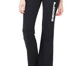 Plexus Cotton Spandex yoga pants