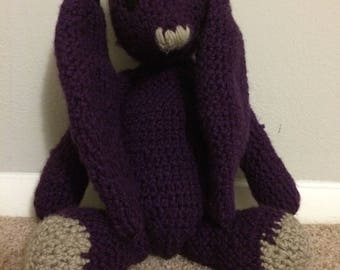 Crocheted Layla Bunny Rabbit
