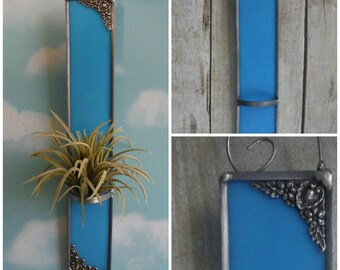 Air Fern Holder Wall or Window Five Colores and Styles Available