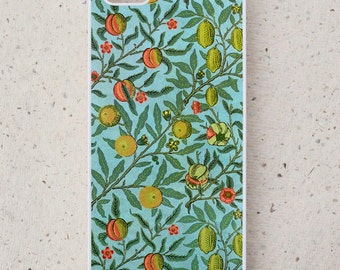 iPhone Cover(all models) - smartphone - Mobile - William Morris - Illustration - Pomegranate - Samsung Galaxy S3 S4 S5 S6 S7 S8  & more