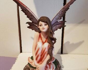 Fairy fairy polyresin statue
