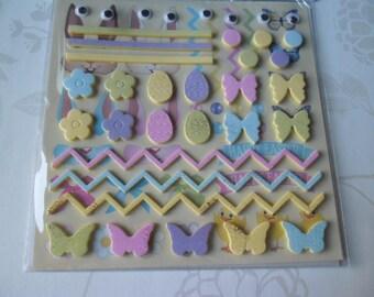 x 1 + 4 egg cups Easter Egg decorating kit
