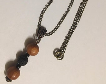 Essential Oil Diffuse Necklace
