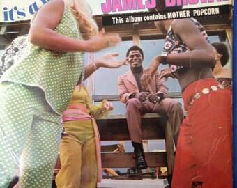 James Brown – It's A Mother (Original 60's UK Press Soul Vinyl LP)