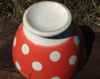 French Cafe au' lait bowl