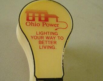 vintage Advertising nite light