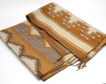 Native American Vintage Navajo Crystal Weaving, Ca 1970's, #1184