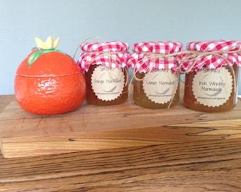 JamShack, Home Made Marmalade, Jams and Jellies