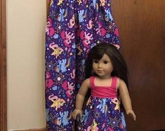 Dolly and Me Summer Dress Set