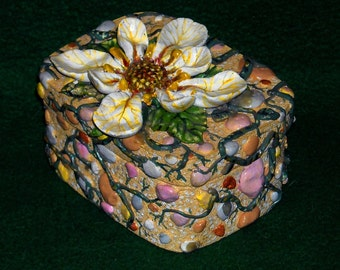 Desert Flower Box