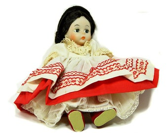 "Madame Alexander 8"" Russia International Doll"