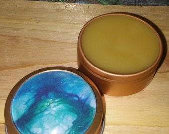 Dedrianne's Tree Of Life Solid Perfume Tins/Dragon's Blood