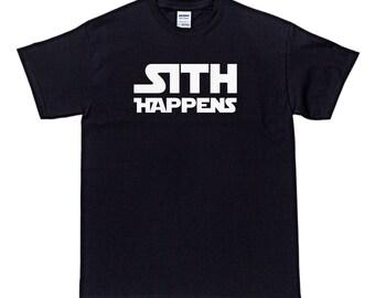 Sith Happens T Shirt