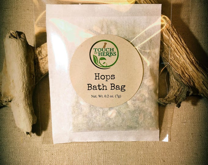 Hops bath. Gifts for him. Beer gifts. Beer products. unique gifts. products for micro brewer. products made from hops. hops products.
