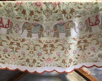 Balmain Elephant Tablecloth