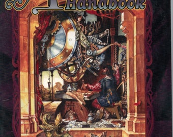 Mage The Sorcerers Crusade RPG The Artisans Handbook Softcover