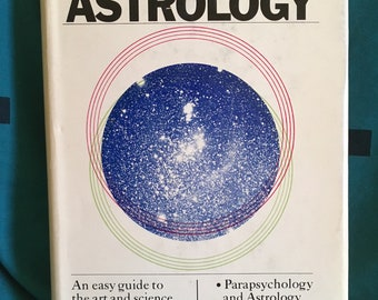 Dictionary of Astrology by Dal Lee - 1969 Hardcover