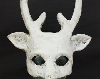 White Stag Mask