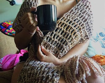 The Morning Coffee Wrap